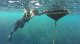 Freediving-Cebu-AIDA 1 course Moalboal, Philippines-1