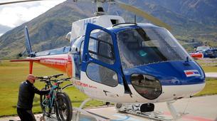 Mountain bike-Queenstown-Heli-biking trips in Queenstown-11
