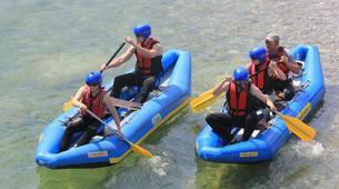 Rafting-Munich-Canoe-Rafting on Isar River, near Munich-5