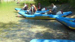 Rafting-Munich-Canoe-Rafting on Isar River, near Munich-4