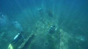 Scuba Diving-Kythnos-Shipwreck scuba diving in Kythnos-3