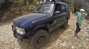 4x4-Kefalonia-4x4 Aenos National Park safari in Kefalonia-3