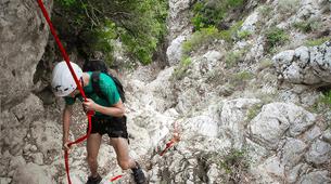 Canyoning-Kefalonia-Zoodochou Pigi's Canyon in Kefalonia-2