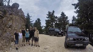 4x4-Kefalonia-4x4 Aenos National Park safari in Kefalonia-5