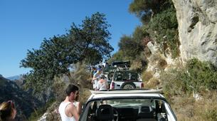 4x4-Rethymno-Jeep safari in Rethymnon, Crete-2