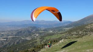 Paragliding-Mount Olympus-Paragliding and hiking Mount Olympus tour-7