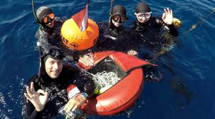 Apnée-Tabaiba, Tenerife-Freediving initiation course in Tabaiba, Tenerife-2