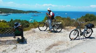 Mountain bike-Spetses-Bike excursion in Spetses from Piraeus, Greece-4