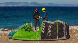 Kitesurfing-Rhodes-Kitesurfing camp with gear rental in Rhodes, Greece-3