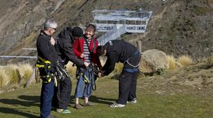 Bungee Jumping-Queenstown-Nevis Swing (from 160m., New Zealand's Highest) in Queenstown-5