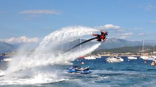 Flyboard / Hoverboard-Ajaccio-Flyboard, hoverboard or jetpack session in the Gulf of Ajaccio, Corsica-1