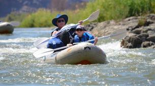 Rafting-Richtersveld-River rafting tours on the Orange River, Richtersveld-1