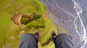 Paragliding-Vik i Myrdal-Tandem paragliding flights over Vik y Myrdal, Iceland-4