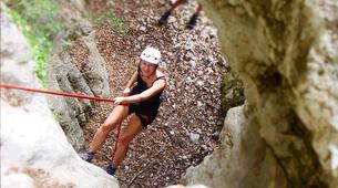Canyoning-Kefalonia-Zoodochou Pigi's Canyon in Kefalonia-4