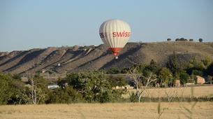 Hot Air Ballooning-Madrid-Hot air balloon flight over Toledo near Madrid-2