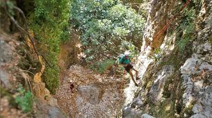 Canyoning-Kefalonia-Extreme canyoning tour in Kefalonia-4