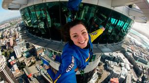 Bungee Jumping-Auckland-SkyJump (192m. and Jump Speed of 85kph) in Auckland-5