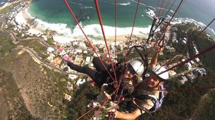 Parapente-Le Cap-Tandem paragliding flight in Lion's Head in Cape Town-4
