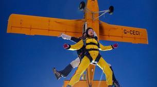 Skydiving-Madrid-Tandem skydive from 4000 meters near Madrid-4