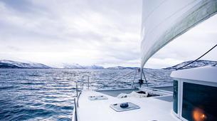 Voile-Tromsø-Midnight Sun sailing in Tromsø-5