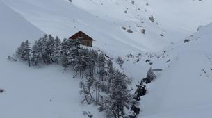 Raquette à Neige-Briançon, Serre-Chevalier-Week-end Randonnée dans la Vallée de la Clarée, Hautes-Alpes-6