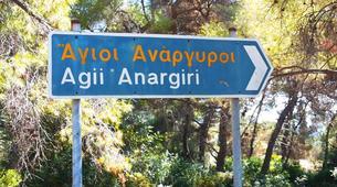 Mountain bike-Spetses-Bike excursion in Spetses from Piraeus, Greece-3