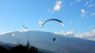 Paragliding-Mount Olympus-Paragliding and hiking Mount Olympus tour-3