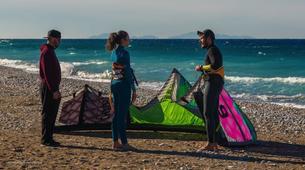 Kitesurfing-Rhodes-Kitesurfing camp with gear rental in Rhodes, Greece-4