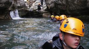 Barranquismo-Verdon Gorge-Canyon of Clue de Saint-Auban in the Estéron Valley-6