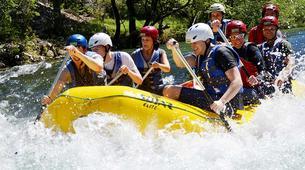Rafting-Zadar-River rafting down Zrmanja River, near Zadar-1
