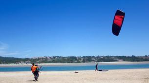 Kitesurf-Lagune de Óbidos-Private kitesurfing lessons in Obidos Lagoon-3