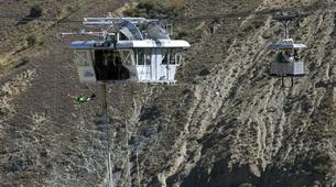 Bungee Jumping-Queenstown-Bungee jumping over Nevis River (134m. Australasia's Highest) in Queenstown-5