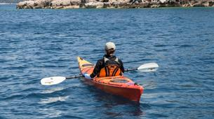Kayak de mer-Dubrovnik-7 Day sea kayaking tour around the Elaphite Islands, near Dubrovnik-5