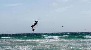 Kitesurf-Lagune de Óbidos-Private kitesurfing lessons in Obidos Lagoon-13