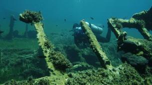 Scuba Diving-Kythnos-Shipwreck scuba diving in Kythnos-1