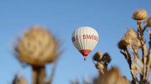 Hot Air Ballooning-Madrid-Hot air balloon flight over Toledo near Madrid-1