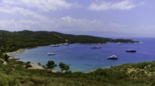 Sailing-Athens-3 day-sailing escape to the Saronic islands-4