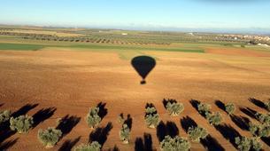 Hot Air Ballooning-Madrid-Hot air balloon flight over Toledo near Madrid-5