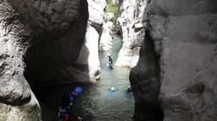 Barranquismo-Verdon Gorge-Canyon of Clue de Saint-Auban in the Estéron Valley-4