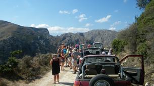 4x4-Rethymno-Jeep safari in Rethymnon, Crete-14