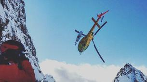 Heliski-Queenstown-'Free Ride' Heliskiing day from Queenstown-4