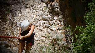 Canyoning-Kefalonia-Extreme canyoning tour in Kefalonia-1