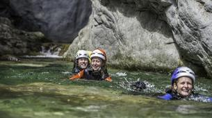 Canyoning-Ajaccio-Canyon de la Richiusa à Bocognano, près d'Ajaccio-4