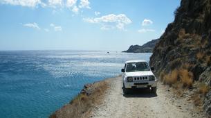 4x4-Rethymno-Jeep safari in Rethymnon, Crete-1