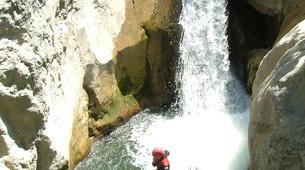 Barranquismo-Verdon Gorge-Canyon of Clue de Saint-Auban in the Estéron Valley-3