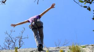 Escalade-Dubrovnik-Cliff Rock climbing daytrip in Dubrovnik-2