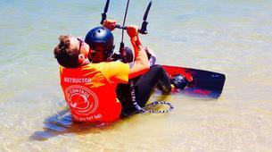Kitesurf-Lagune de Óbidos-Private kitesurfing lessons in Obidos Lagoon-2