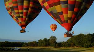 Hot Air Ballooning-Johannesburg-Magalies River Valley balloon safari, near Johannesburg-2