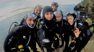 Scuba Diving-Terceira-Scuba Diving PADI courses in Terceira, Azores-5