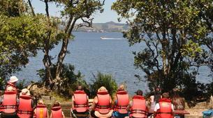 Jet Boating-Rotorua-Jet boating excursion around Mokoia Island, Lake Rotorua-6